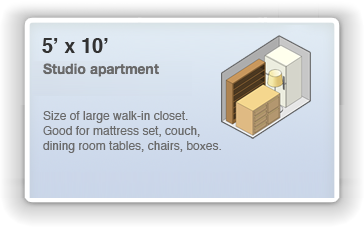 Picture of 5 by 10 Unit