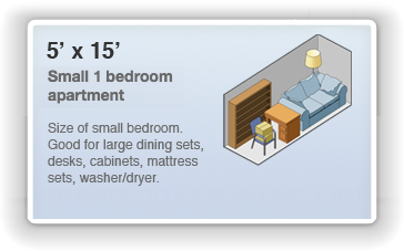 Picture of 5 by 15 Unit