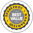 Best Value - Sparefoot Guarantee