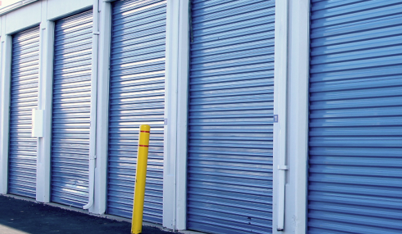 self storage unit doors